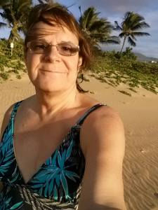 12/13/12014 At Kam I beach in Kihei