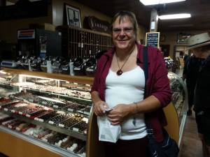 9/11/13 Chocolate shop in Carlsbad - NOTE 1 year prior to SRS !