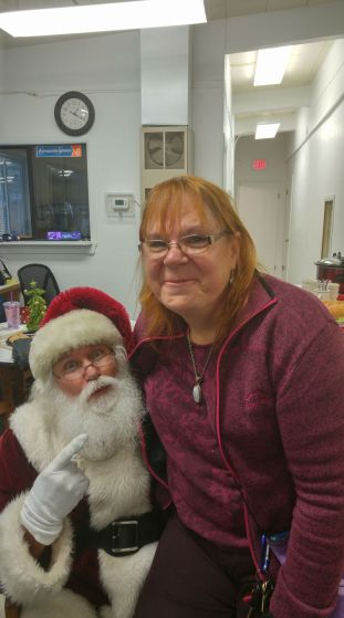 Ohoh Santa